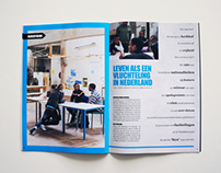 Changemakers magazine
