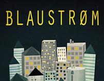 BLAUSTRØM poster