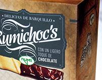 ▼ RUMICHOC'S, DELICIAS DE BARQUILLO