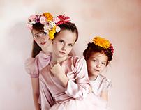 Vejo Flores em Você - Vogue Kids set 2013