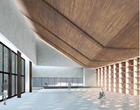 UC-28 Interfaith Chapel Design