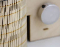 Wave: Flat Packed Radio