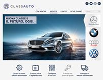 Web Site | Class Auto Dealership