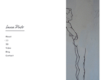 Laura Pinto Flash Portfolio