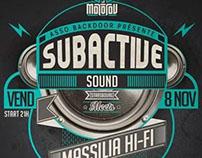 SUBACTIVE SOUND