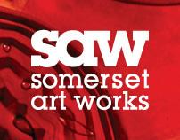 SAW | Brochure Design