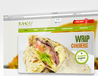 FANS CAFE - Website