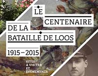 Centenaire de la Bataille de Loos
