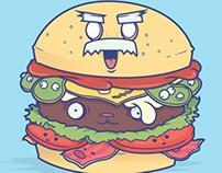 The real burger King