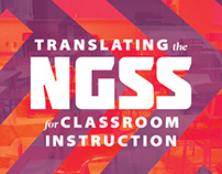 Book Cover - Translating the NGSS