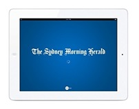 SMH & The Age for iPad app V2 redesign ·  Fairfax Media