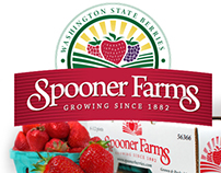 Spooner Farms Branding