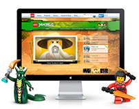 Ninjago Website 2011
