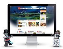 LEGO® Halloween Campaign 2012