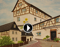 """Fachwerkhaus in Sachsen 2013"" and Video"