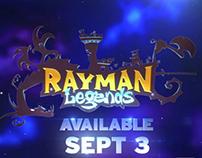 Rayman Legends Game Trailer