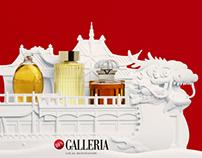 DFS Galleria // Jeff Nishinaka & Tatiana Arocha