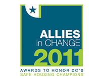 Allies in Change Awards Logo