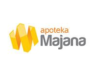 Majana - Pharmacy Logo