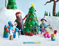 Happy Holidays from UncommonGoods