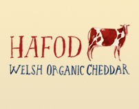 Hafod Cheese | Website Design