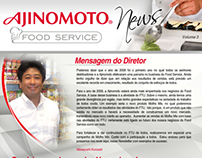 NEWS LETTER AJINOMOTO