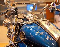 Harley Davidson Display at Amway Arena