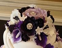 Gemma Louise Wedding Cake