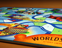 Worldseum - Board Game