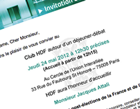 Newsletters Web / HDF