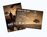 Buried In The Body postcard