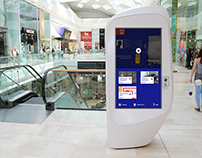 KIOSK SCREEN - Safety Project