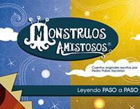 """Monstruos Amistosos"": interactive books (prototype)"