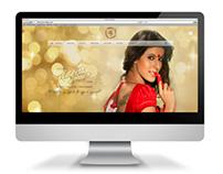 Web Design- www.khushboogrewal.com
