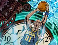 【NBA】Miller Time
