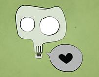 Skulls love too