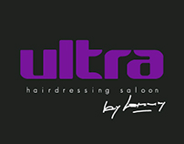 Ultra Hairdressing Saloon.
