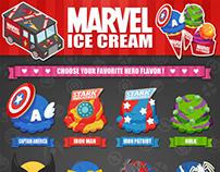 MARVEL ICE CREAM