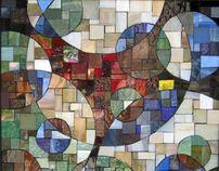Mosaic Art Panels