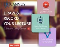 Canvus Banner
