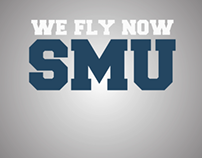 Motion Graphics Animation - SMU CHEER