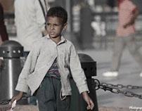 Homeless Children In Cairo