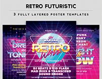 Retro Futuristic Bundle