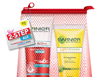 Garnier BOM Packaging