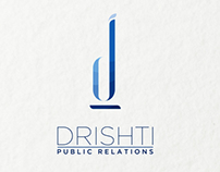 Drishti Public Relations: Corporate Identity