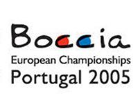 BOCCIA EUROPEAN CHAMPIONSHIPS PORTUGAL 2005