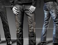 Akito Kevlar Jeans