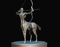 Centaur pathfinder [3d model]