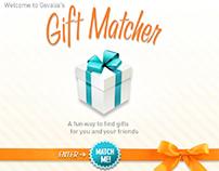 Gevalia Gift Matcher Facebook App