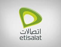 Etisalat Egypt | Branding